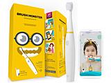 BRUSH MONESTER ブラッシュモンスター 子供用スマートトラッキング電動歯ブラシ BMT100