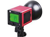 TS-2100-M mobi light D200単三モノブロック TS2100M 赤
