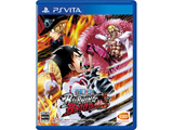 〔中古品〕 ONE PIECE BURNING BLOOD 【PSVita】