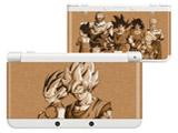 【在庫限り】 Newニンテンドー3DS ドラゴンボールフュージョンズ きせかえパック [KTR-S-WPCC]