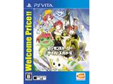 デジモンストーリー サイバースルゥース Welcome Price!! 【PS Vitaゲームソフト】