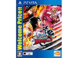 ONE PIECE BURNING BLOOD Welcome Price!! 【PS Vitaゲームソフト】