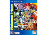 ドラゴンボールZ BATTLE OF Z Welcome Price!! 【PS Vitaゲームソフト】