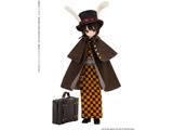 えっくす☆きゅーと ふぁみりー Alice'sTeaParty 帽子屋〜大正浪漫〜/あおと 1/6 ドール