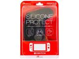 Switch Proコントローラ用 シリコンプロテクト ブラック [Switch] [ANS-SW029BK]
