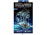 【在庫限り】 PS4/VR用 マルチ充電収納スタンド (CUH-ZVR1シリーズ専用) [PS4] [ANS-PF053BK]