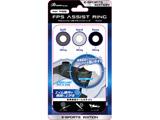 PS5コントローラ用 FPSアシストリング(ブラック) ANS-PSV004BK
