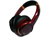 密閉型ヘッドホン(プラム)DH297-A1DR 1.2mコード[本体200g以下]【ハイレゾ音源対応】