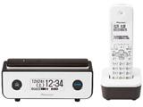 【子機1台】デジタルコードレス留守番電話機 TF-FD35W-BR (ビターブラウン)