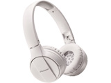 【アウトレット品】 ブルートゥースヘッドホン SE-MJ553BT-W ホワイト [リモコン・マイク対応 /Bluetooth]