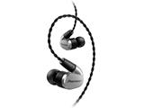 耳かけカナル型イヤホン(シルバー)SE-CH5T-S[マイク付]【ハイレゾ音源対応】