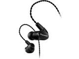 耳かけカナル型イヤホン(ブラック)SE-CH5BL-K【ハイレゾ音源対応】[2.5mmプラグ]