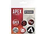 Apex Legends アイコンバッジセット(6個入り)   BP0815