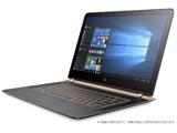 モバイルノートPC Spectre 13-v107TU Y4G20PA-AAAD ダークグレー / ブロンズゴールド [Win10 Home・Core i5・13.3インチ・Office付き]