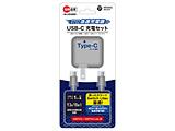 SwitchLite用 USB-C 充電器セット グレー BKS-NSL009  グレー BKS-NSL009