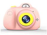 キッズトイカメラ KI-CA-PK-02 ピンク