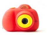 キッズカメラ PRO 子供用デジタルカメラ MA-KCA-PRO-RD レッド [デジタル式]