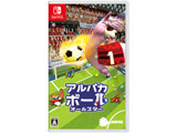 アルパカボール オールスター 【Switchゲームソフト】