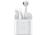 フルワイヤレスイヤホン QCY ホワイト QCY-T7/WH [マイク対応 /ワイヤレス(左右分離) /Bluetooth]