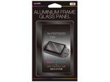 アルミフレームガラスフィルムブラック (PCH-2000用)【PSV(PCH-2000)】 [ALG-V2AFGB]