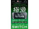 ニンテンドースイッチ用液晶保護フィルム 防指紋ガラスフィルム 0.33mm -SWITCH- [Switch] [ALG-NSBGF3]