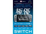 ニンテンドースイッチ用液晶保護フィルム ブルーライトガラスフィルム 0.33mm -SWITCH- [Switch] [ALG-NSBLCG]