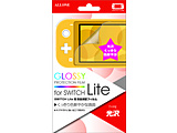 Switch Lite用 液晶保護フィルム 光沢タイプ ALG-NSMKF ALG-NSMKF