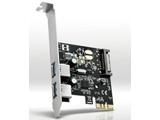 USB3.0(2ポート)増設用 PCI Expressボード SD-PEU3R-2EL2