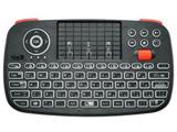SD-KB24GBT 日本語ミニワイヤレスキーボード [2.4GHz&Bluetooth/ブラック]