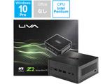 デスクトップPC LIVAZ2-4/64-W10Pro(N5000) [Win10 Pro・Pentium・eMMC 64GB・メモリ 4GB]