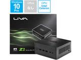 デスクトップPC LIVAZ2-4/64-W10Pro(N4100) [Win10 Pro・Celeron・eMMC 64GB・メモリ 4GB]