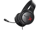 ゲーミングヘッドセット Sound BlasterX H3 SBX-H3