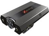 【ハイレゾ音源対応】ゲーミングUSBオーディオインターフェース Sound BlasterX G6 SBX-G6