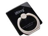 〔フィンガーホルダー〕 iRing アイリング (ブラック) UMS-OT01BL