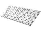 E9100PW rapoo 5G Wireless Ultra-slim Keyboard(ワイヤレスキーボード/5GHz/日本語98キー/パンタグラフ/ホワイト)
