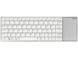 E2710W(ホワイト)  ワイヤレスキーボード[USB 2.4Ghz・Win/Mac] rapoo E2710