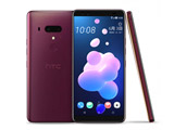 【防水・防塵】HTC U12+フレームレッド Snapdragon 845 6型 nanoSIM SIMフリースマートフォン