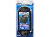 PSVITA用 シリコンプロテクトVITA 2nd ブラック (PCH-2000専用) [ANS-PV025BK]