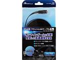 PS4用 フラットLANケーブル 5m (PS4/PS3/Vita TV対応) [ANS-H046]