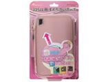 3DS LL用 すれちがいポーチ ピンク [ANS-3D048PK]