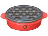 たこ焼き器(18穴) NWT-1865AR レッド