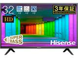 【在庫限り】 32型液晶テレビ 32H38E
