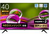 液晶テレビ   40A30G [40V型 /フルハイビジョン]