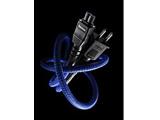 ハイエンドめがねタイプ 2P電源ケーブル(1.5m)6N2P-3.5Blue MEGANE