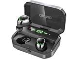 OKIMO TWS-P10S【IPX5防水】【本体3時間再生】【モバイルバッテリー用途】ワイヤレスイヤホン カナル型