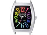置き時計 「フランク三浦九号機」 FM09K-CRB (レインボーブラック) 【正規品】