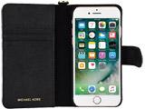 iPhone 7/8 Black Leather Folio 32S7GZ3L4L-001 ブラック レザー手帳型ケース 32S7GZ3L4L-001 ブラック