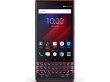 【在庫限り】 BlackBerry KEY2 LE レッド「PRD-65004-084」4.5型 nanoSIM x2 SIMフリースマートフォン