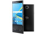 【在庫限り】 BlackBerry PRIV ブラック 「PRD-60028-037」 5.4型・メモリ/ストレージ:3GB/32GB nanoSIMx1 SIMフリースマートフォン