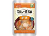 【在庫限り】 UAAおいしい防災食 豚汁